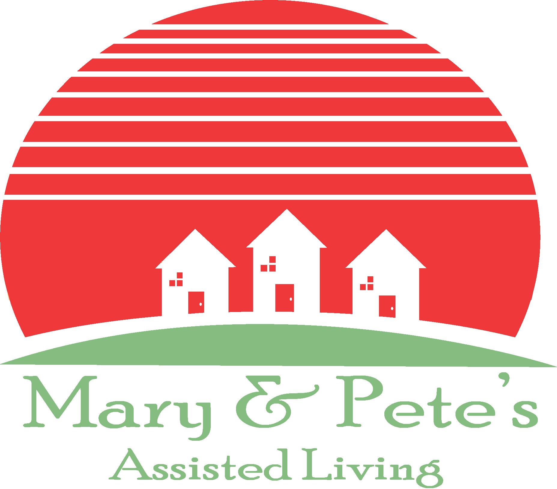 Mary and Petes Logo